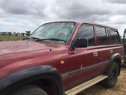 1992 Toyota LandCruiser Wagon Bacchus Marsh Moorabool Area Preview