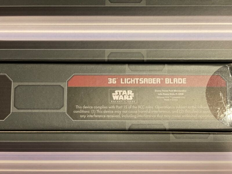 "36"" Lightsaber Blade Star Wars: Galaxy"