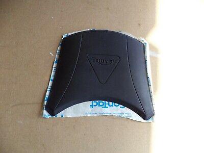 Triumph Rocket III motorcycle fuel tank pad protector