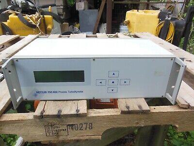 Mettler Toledo Fsc402 Turbidity Meter