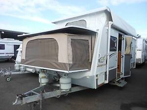 2008 Jayco Expanda Outback with ensuite!! Pialba Fraser Coast Preview