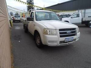 2007 Ford Ranger 2.5L Manual Ute Wangara Wanneroo Area Preview