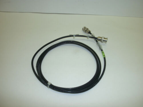 "AMPHENOL 74868 UG-88/U COAXIAL CABLE WITH CONNECTORS 36"" LONG"