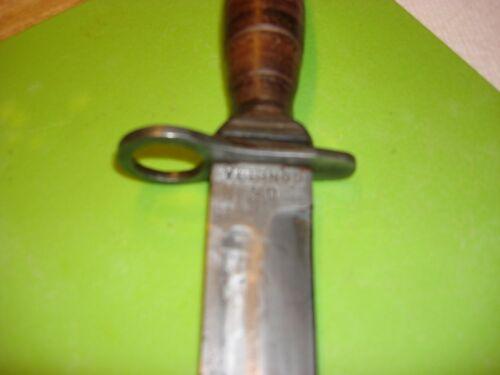 US Conetta Bayonet Knife MK2 Blade w/ Sheath