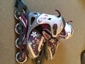 Patins à roues Rollerblade  Bladerunner pour filles