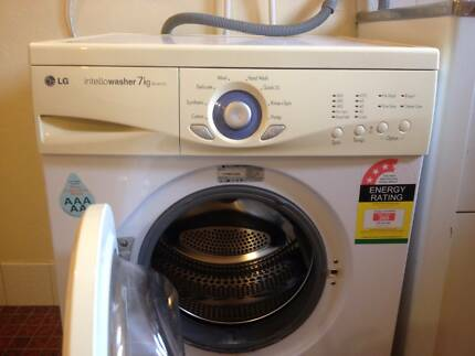 LG Intellowasher 7 kg - front loader washing machine for sale Willetton Canning Area Preview