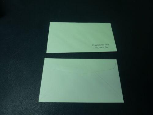 Replacement - Realistic facsimile Philadelphia Mint Souvenir Set Envelopes