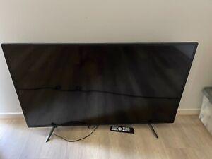 Broken 60 inch TV, details listed below
