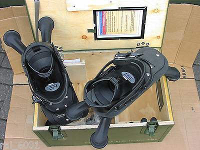 Anti Personen Mine Spiderboot FPS Protection System Med-Eng Systems EOD Bw BUND