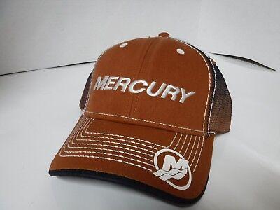 90c0c1b6cb849 NEW Mercury GRADIENT HAT BURNT ORANGE NAVY