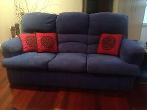 3 Seater Couch & 2 x Recliners Rapid Creek Darwin City Preview