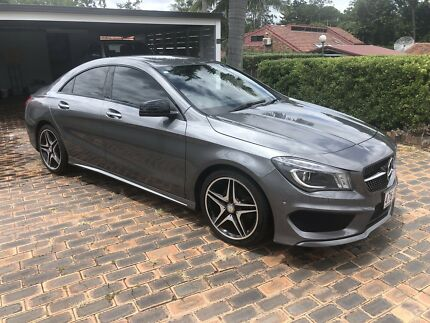 2013 Mercedes Benz CLA 200 AMG Chapel Hill Brisbane North West Preview