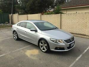 2009 Volkswagen Passat CC 125 TDI Automatic Coupe St James Victoria Park Area Preview