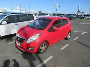 2010 Holden Barina Spark CDX  98000klms Hatchback Westcourt Cairns City Preview