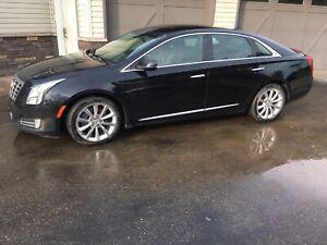 2013 Cadillac XTS 4
