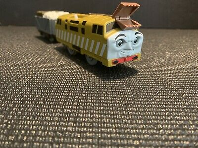 Trackmaster Motorized Thomas & Friends Diesel 10 With Troublesome Truck