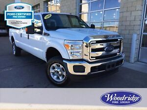 2016 Ford F-350 XLT CERTIFIED PRE-OWNED, 6.2L V8, SYNC BLUETOOTH