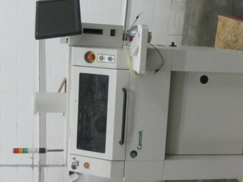 SELA Camtek EM3 Die / Wafer Semi-Automatic Micro-Cleaving saw TEM/STEM and SEM