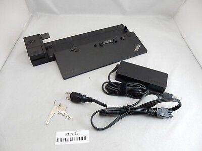 Lenovo ThinkPad Pro Docking - 90 W US / Canada / Mexico 40A10090US (LOT OF 10)