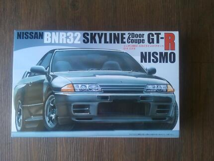 Nissan BNR32 Skyline GT-R NISMO Fujimi 1:24 Made in Japan East Brisbane Brisbane South East Preview