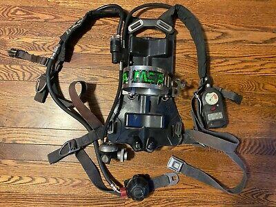 Msa Firehawk 4500psi Airpack Scba For Parts Or Repair