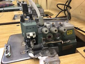 Wilcox and Gibbs industrial sewing machine a coudre