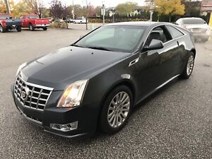 2012 Cadillac CTS 4 Performance Coupe $15,800