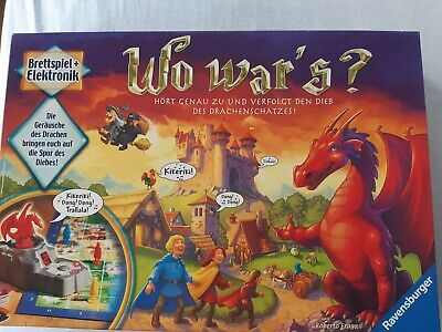Wo WarS Ravensburger