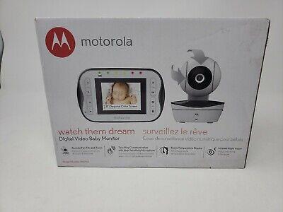 Motorola Baby Monitor 41s 1 camera