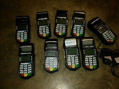 8 Each T4220 Credit Card Terminal Machines 2 Each Chargers 1 Each T4320