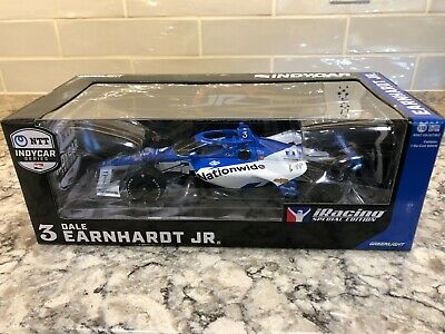 Greenlight 2020 Dale Earnhardt Jr #3 Nationwide iRacing IndyCar 1/18 In Stock