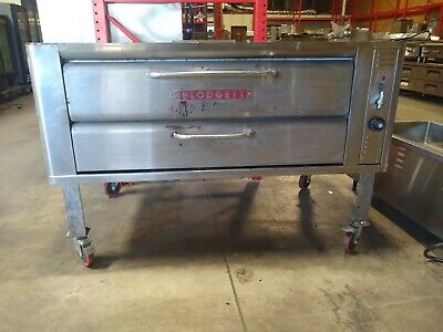Blodgett 951-p Pizza Oven On Casters