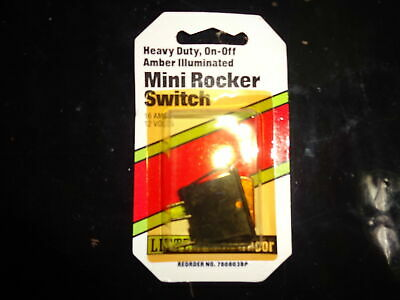 Mini Rocker Switch 180803bp