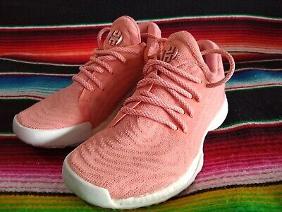Adidas James Harden Vol 1 Sweet Life Shoes Sneakers CLU 600001 Sz 5.5 Pink Peach