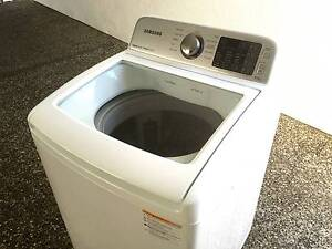 Like NEW! SAMSUNG 8KG TOP LOADER WITH DOUBLE STORM PULSATOR Bundall Gold Coast City Preview