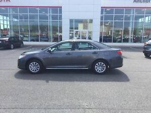2014 Toyota Camry LE BU CAMERA; BLUETOOTH; SW CONTROLS