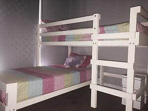 Loft bunk with single bed Kellyville Ridge Blacktown Area Preview