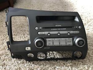 OEM Acura CSX radio