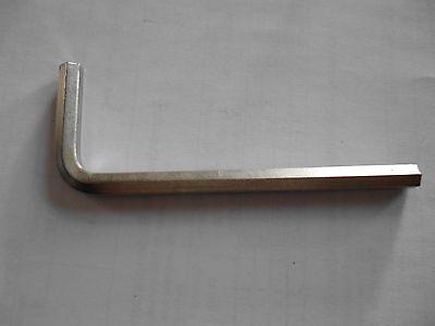 Innensechskantschlüssel 5,5 mm f. Inbus Zaunschrauben Doppelstab Inbusschlüssel 5mm
