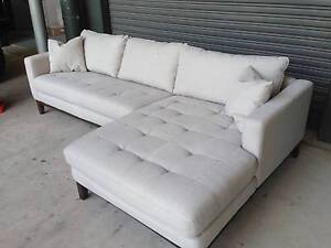 FREEDOM SOFA MARLEY 2.5 SEATER WITH CHAISE -EXCELLENT COND lounge Strathfield Strathfield Area Preview