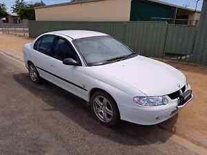 2001 Vx commodore Balaklava Wakefield Area Preview
