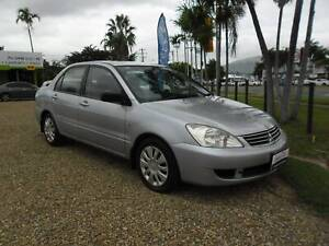 2007 Mitsubishi Lancer Sedan ( Automatic ) Hermit Park Townsville City Preview