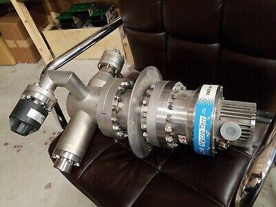 Varian Turbo-v 250 Turbo Vacuum Pump 969-9007 Hps 423 I-mag Sensor Free Shipping