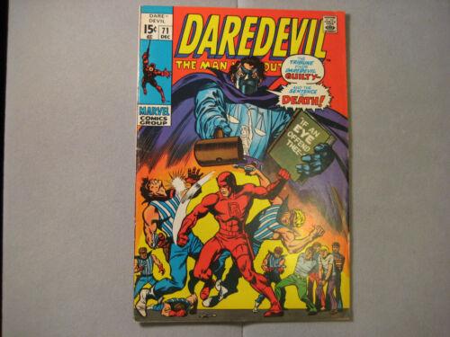 Daredevil #71 (Marvel, 1970)