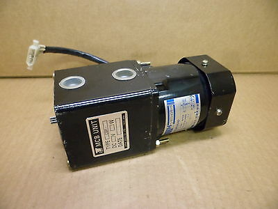 Japan Servo 8cbp-1 Mcb Unit 24 Vdc With Ihf8540 Motor 8x03 Rebuilt