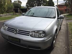 2001 Volkswagen Golf Hatchback Mount Waverley Monash Area Preview