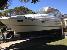Maxum 2800scr on trailer Shoalwater Rockingham Area Preview