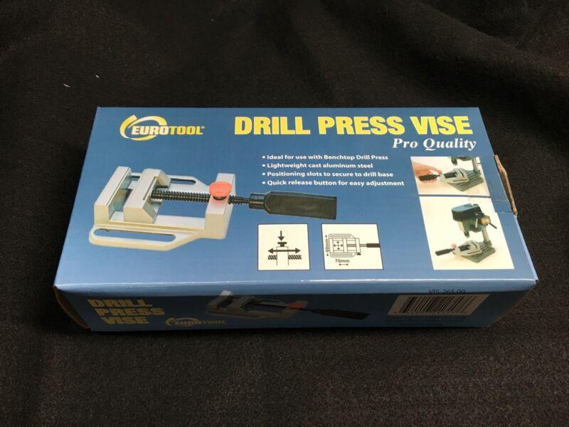 Eurotool Drill Press Vise