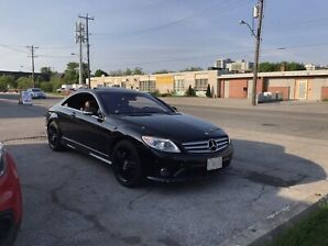 MERCEDES BENZ CL550 - AMG PACKAGE - 2008 - LOADED