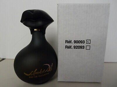 Salvador Dali Pour Homme EDT Spray 3.4 oz / 100 ml Brand New, Tester, Lip -
